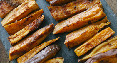 sweet potatoes roasted
