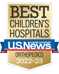 best children's hospitals orthopedics