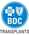 Blue Distinction Centers Transplants logo