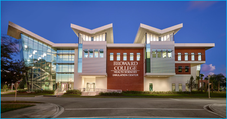 Broward College Health Sciences Simulation Center