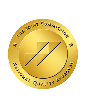 Joint Commission Nat'l Quality Approval Gold Seal