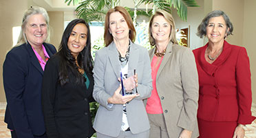 Tonya Fox-Shaw Earns Commissioners Excellence in Core Values Award