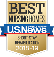 Best Nursing Homes Short-Stay Rehab 2018-2019 U.S. News & World Report