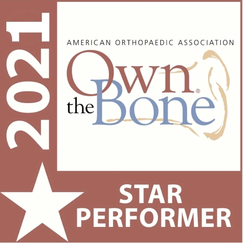 2018 Own the Bone Star Performer