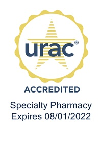 URAC accredited seal